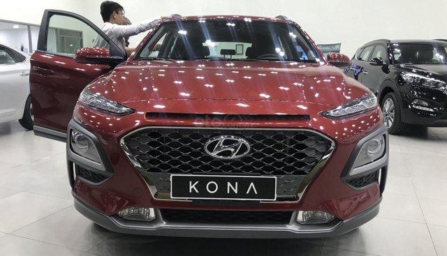 Bán Hyundai Kona 2019 đủ màu giao ngay, góp 80% xe