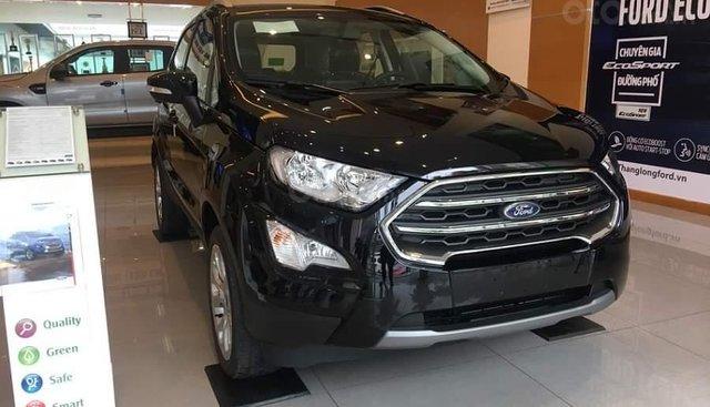 Bán Ford EcoSport 1.5 AT 2019, lăn bánh trọn gói ưu đãi