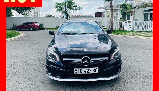 Bán Mercedes CLA45 AMG đời 2015. Trả trước 450 triệu nhận xe ngay