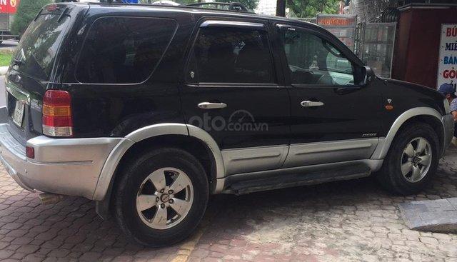 Bán ô tô Ford Escape XLT sản xuất năm 2003, màu đen, xe nhập
