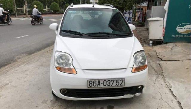 Bán xe Chevrolet Spark đời 2011, màu trắng