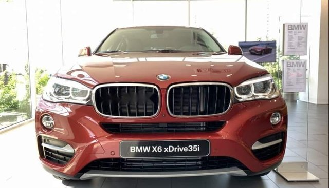 Bán BMW X6 sản xuất 2019, màu đỏ, nhập khẩu. Giá cực tốt