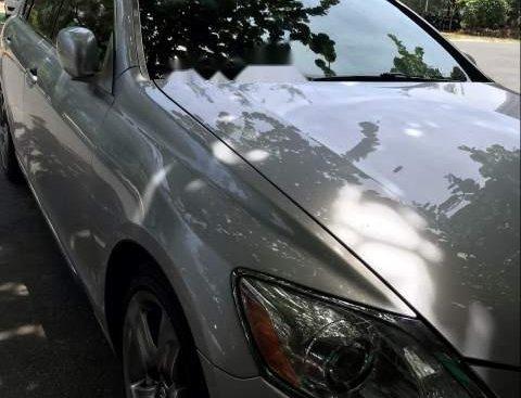 Cần bán gấp Lexus GS GS 350 đời 2007, màu bạc, nhập khẩu nguyên chiếc, giá chỉ 730 triệu