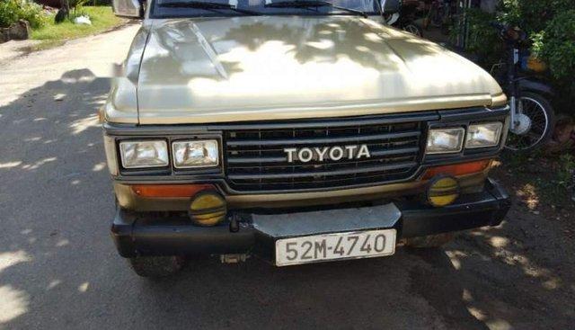 Cần bán gấp Toyota Land Cruiser sản xuất năm 2000, xe nhập