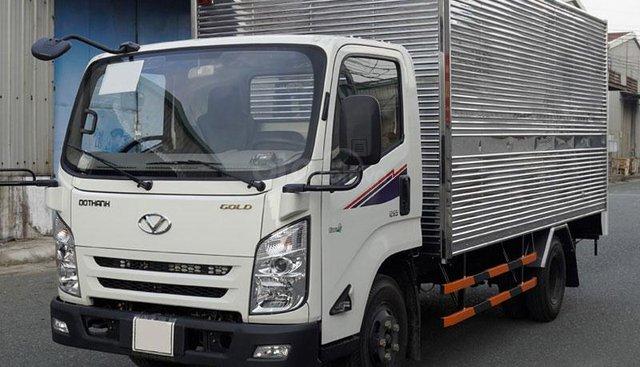 Bán xe tải Đô Thành IZ65 1T9-3T49 tấn, thùng bạt dài 4m3
