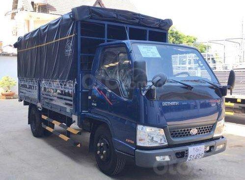 Bán xe tải Đô Thành IZ49 thùng mui bạt 2T3