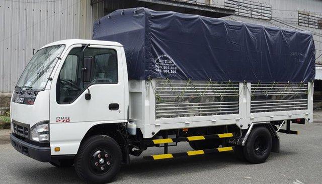Bán xe tải Isuzu 1.99 tấn thùng bạt đời 2019