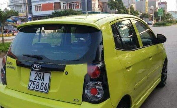 Cần bán Kia Morning đời 2010 còn mới giá cạnh tranh