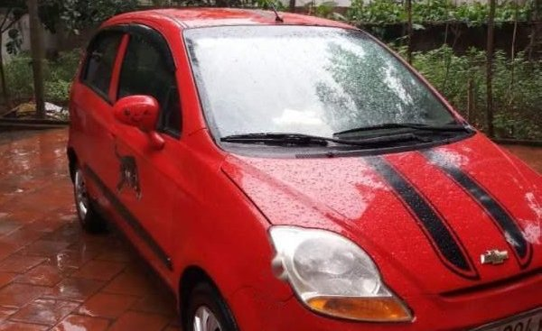 Cần bán lại xe Chevrolet Spark năm sản xuất 2011, màu đỏ