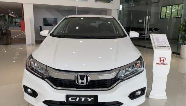 Bán xe Honda City 2019, màu trắng