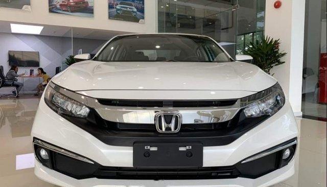 Bán Honda Civic G đời 2019, màu trắng, xe nhập
