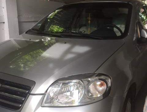 Cần bán Daewoo Gentra sản xuất năm 2011, màu bạc, xe nhập