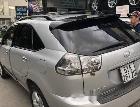 Bán xe Lexus RX đời 2009, màu bạc, nhập khẩu