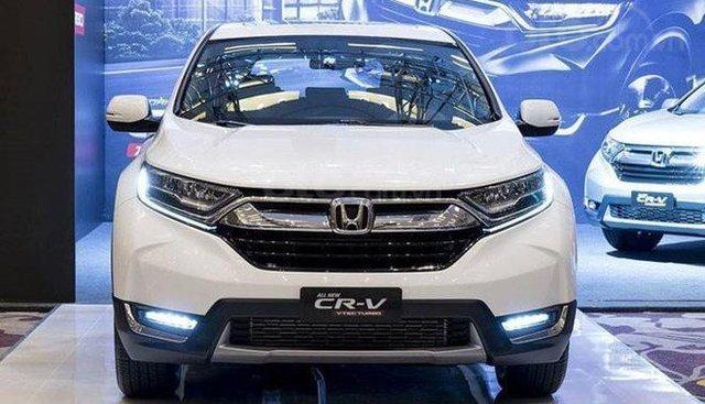 Honda CRV sx 2019 nhập nguyên chiếc giá tốt, cùng nhiều khuyến mãi