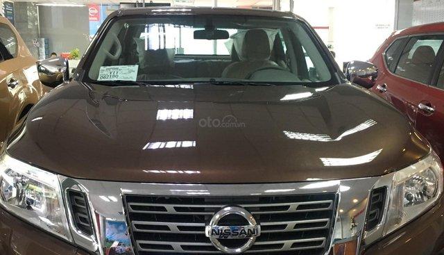 Bán xe Nissan Navara ELR đời 2018, màu nâu, nhập khẩu giá cạnh tranh