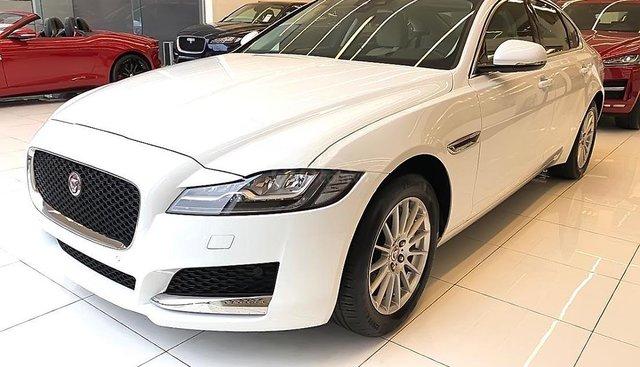 Bán Jaguar XF Prestige sản xuất 2018, màu trắng, nhập khẩu
