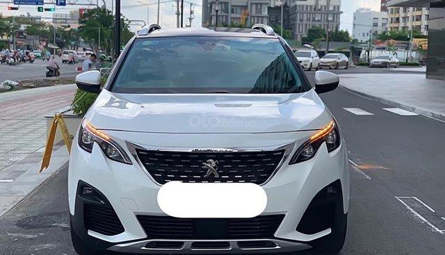 Bán Peugeot 3008 1.6 AT FL đời 2018, màu trắng