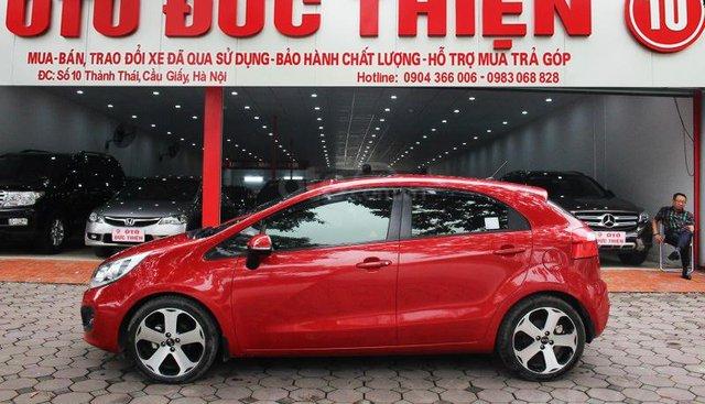 Cần bán xe Kia AT sx 2012, màu đỏ, nhập khẩu nguyên chiếc
