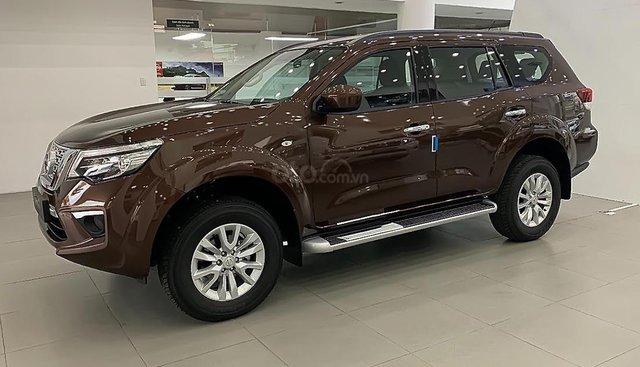 Bán ô tô Nissan Terra đời 2018, màu nâu, nhập khẩu nguyên chiếc