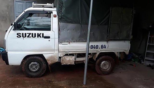 Cần bán xe Suzuki Super Carry Truck 1.0 MT đời 2000, màu trắng, giá chỉ 55 triệu