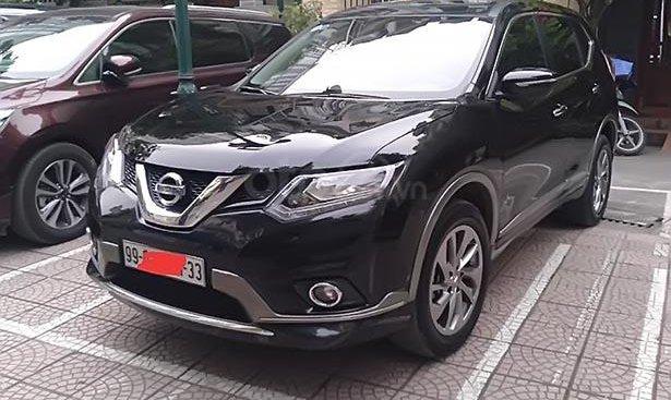Cần bán Nissan X trail SL_PremiumL năm 2018, màu đen, giá tốt