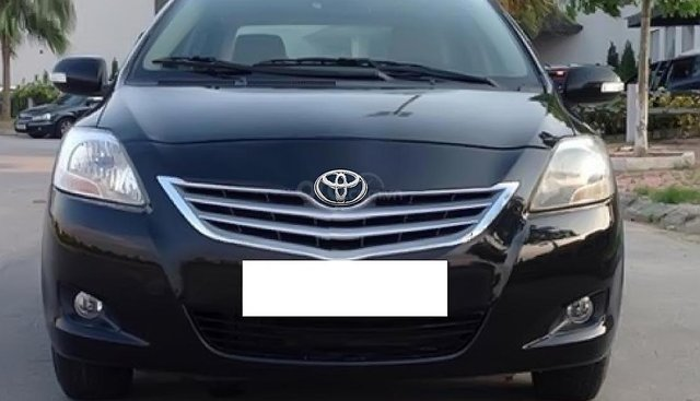 Cần bán xe Toyota Vios năm 2009, màu đen