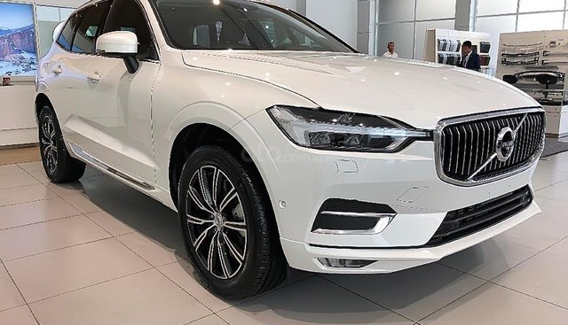 Cần bán Volvo XC60 sản xuất 2019, màu trắng, nhập khẩu
