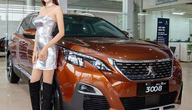 Peugeot Thanh Xuân - bán xe Peugeot 3008 - giá sập sàn