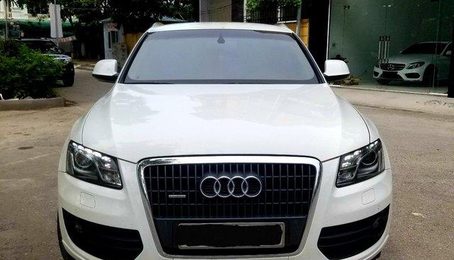 Cần bán xe Audi Q5 đời 2012, màu trắng, xe nhập