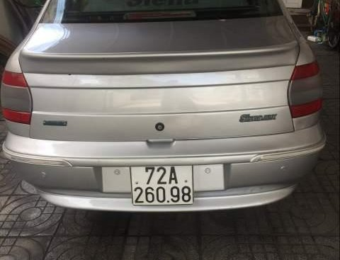 Bán Fiat Siena năm sản xuất 2003, màu bạc
