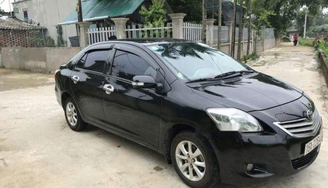 Bán Toyota Vios đời 2009, màu đen, giá chỉ 225 triệu