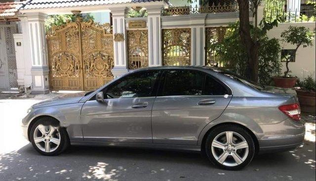 Bán Mercedes C300 sản xuất năm 2010, màu xám