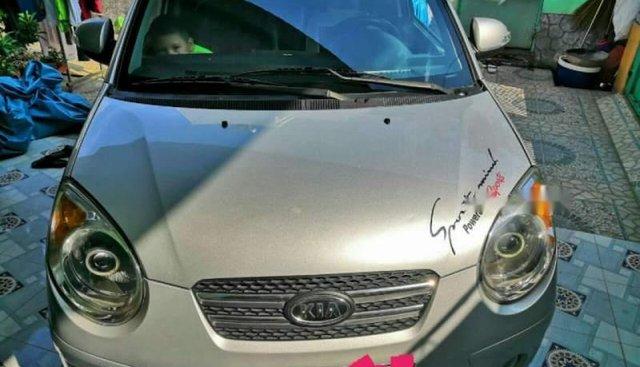 Bán Kia Morning đời 2008, màu bạc, nhập khẩu nguyên chiếc, giá 165tr