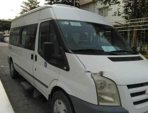 Bán xe Ford Transit sản xuất 2007, màu trắng, giá tốt
