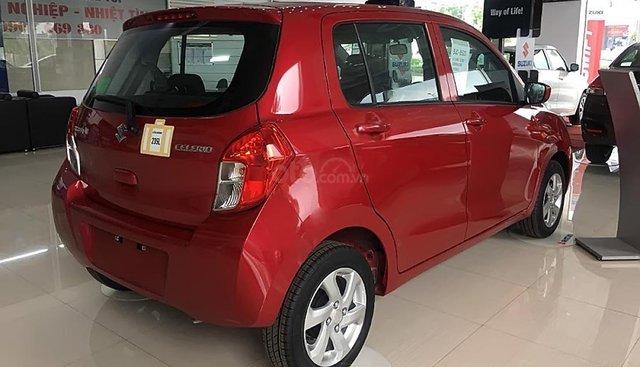 Bán Suzuki Celerio 1.0 AT sản xuất năm 2019, màu đỏ, nhập khẩu nguyên chiếc
