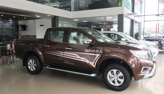 Bán xe Nissan Navara EL đời 2019, màu nâu, nhập khẩu nguyên chiếc