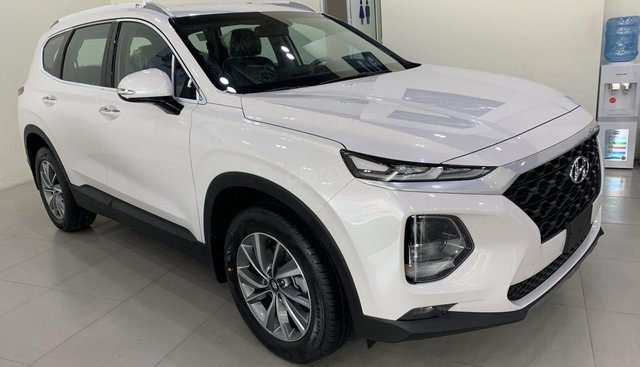Bán xe Hyundai Santa Fe đời 2019, hỗ trợ mua trả góp lên tới 85% giá trị xe, có xe giao ngay. LH ngay 086.24.42.688
