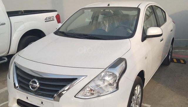Bán Nissan Sunny XL 2019, màu trắng, nhiều khuyến mãi hấp dẫn