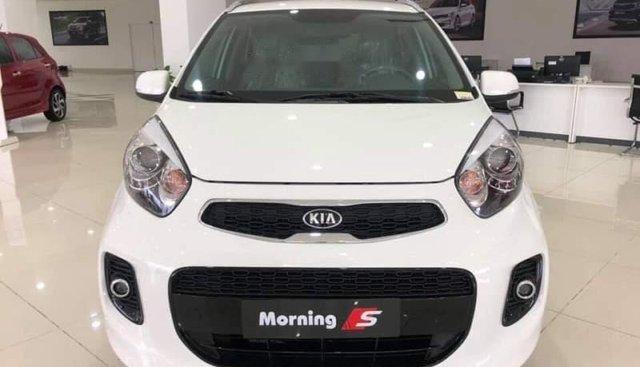 Bán xe Kia Morning 2019, màu trắng, nhập khẩu