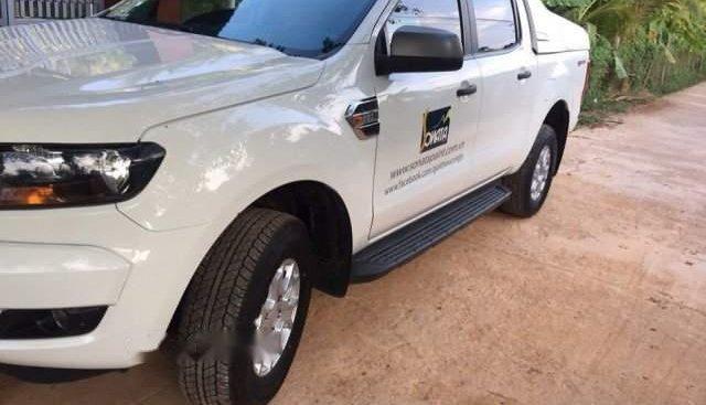 Cần bán Ford Ranger XLS đời 2016, màu trắng, 510tr