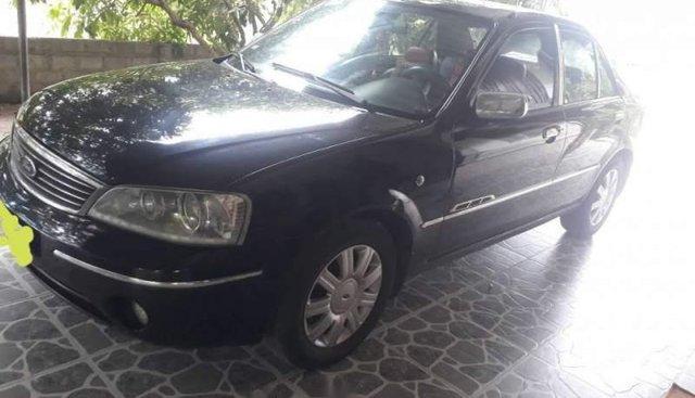 Bán Ford Laser sản xuất 2004, màu đen, nhập khẩu