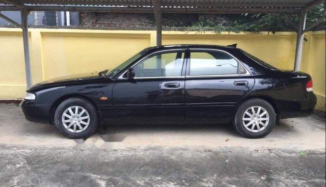 Cần bán xe Mazda 626 năm 1996, màu đen, xe nhập xe gia đình