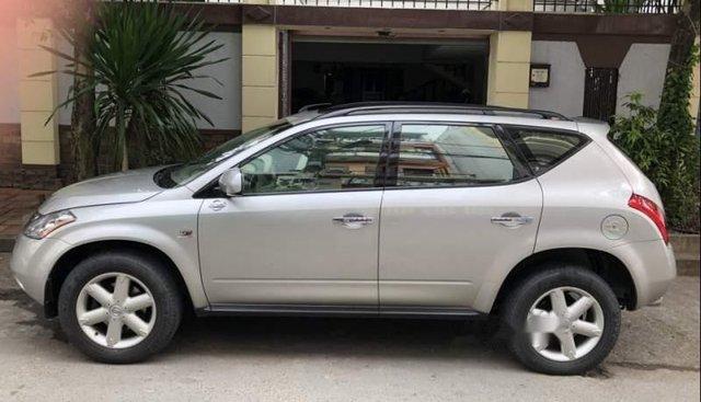 Bán xe Nissan Murano SE 3.5 V6 2006, màu bạc, nhập khẩu xe gia đình