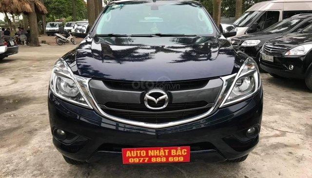 Bán xe Mazda BT50, số tự động, 1 cầu đời 2016, máy dầu, nhập khẩu Thái Lan nguyên chiếc