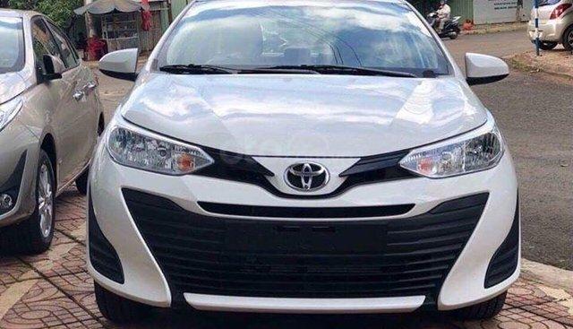 Bán ô tô Toyota Vios E sản xuất năm 2019, màu đen