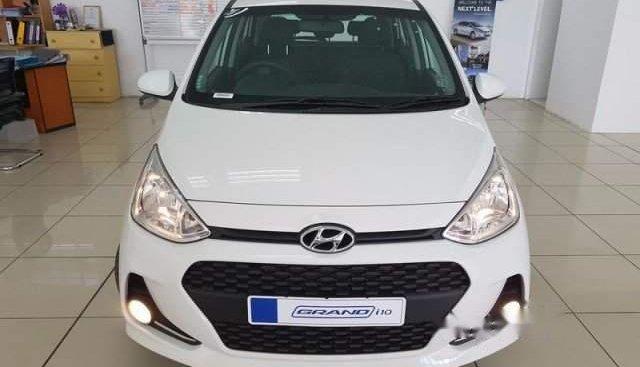 Bán xe Hyundai Grand i10 2019, màu trắng
