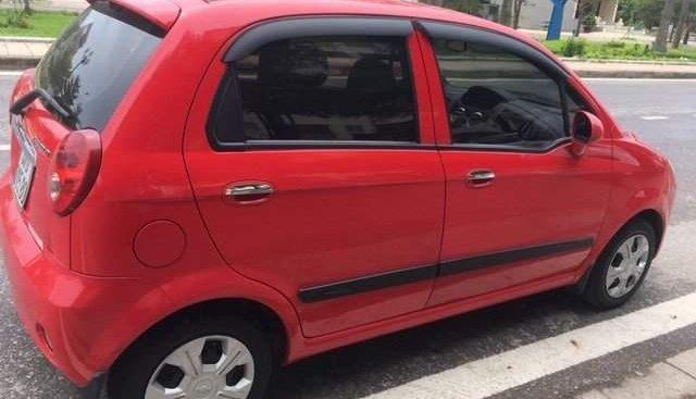 Cần bán gấp Chevrolet Spark Van đời 2015, màu đỏ như mới