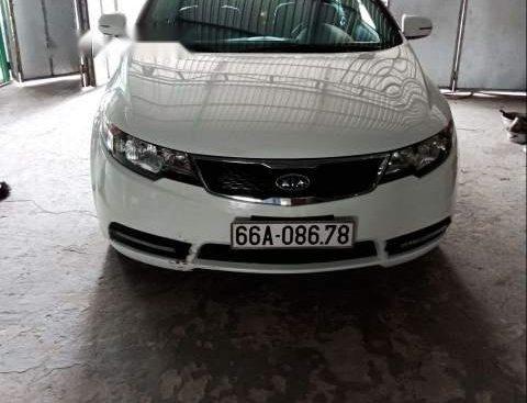Bán Kia Forte sản xuất 2011, màu trắng, nhập khẩu