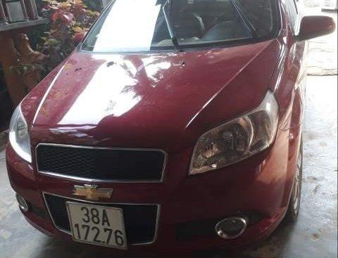 Bán Chevrolet Aveo đời 2018, màu đỏ, giá cạnh tranh