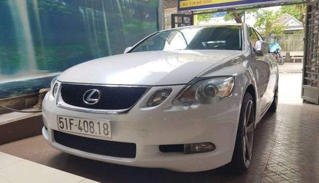 Bán xe Lexus GS 300 năm sản xuất 2006, màu trắng, nhập khẩu